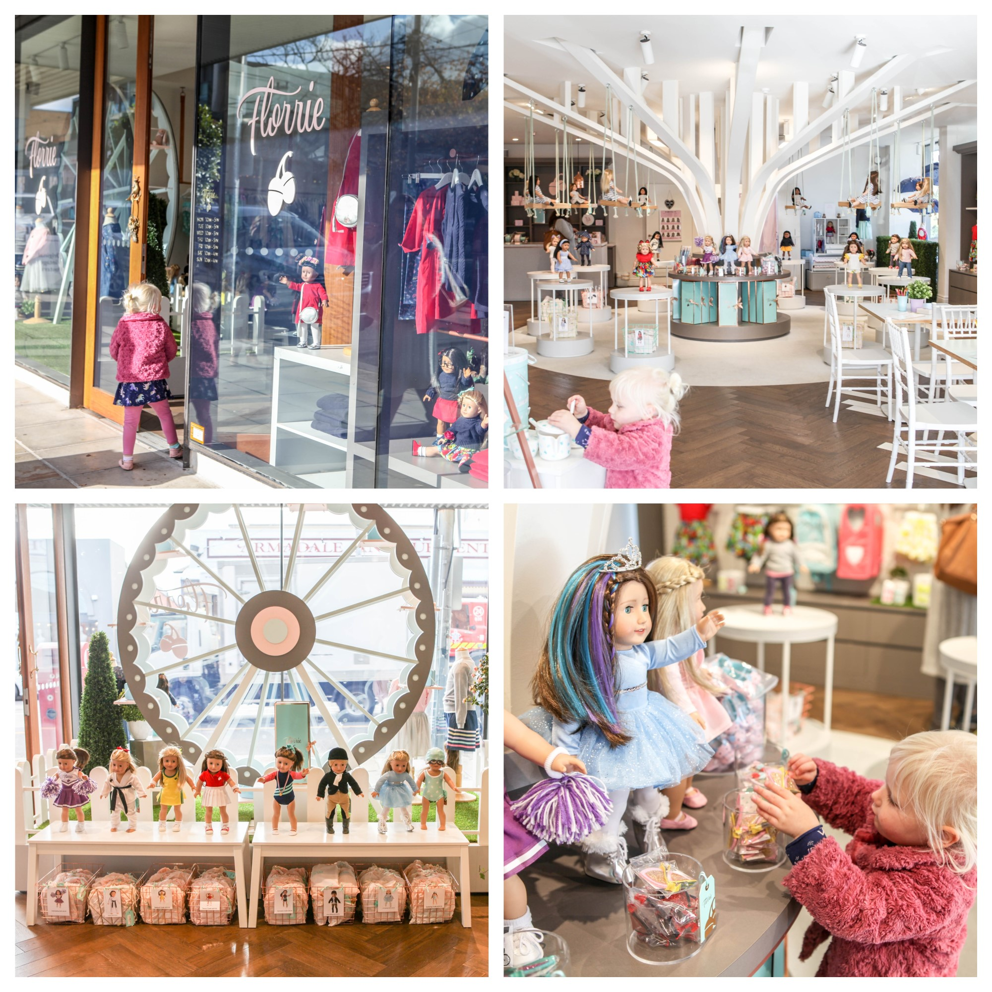 florrie- dolls and cafe, armadale