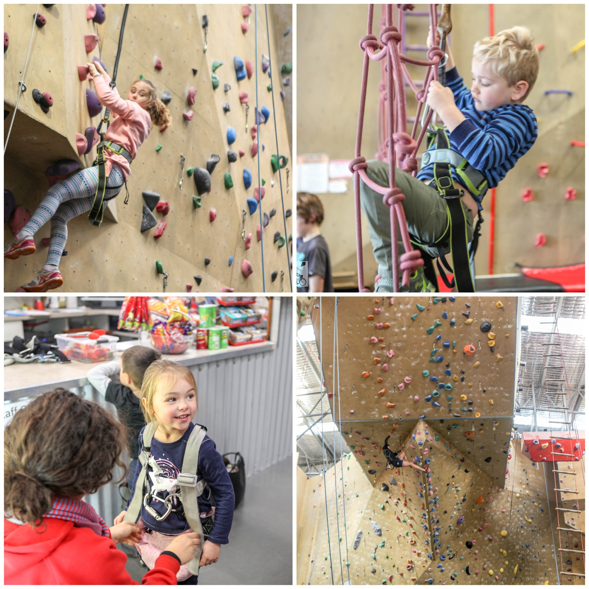 bayside rock climbing, carrum downs - mamma knows south