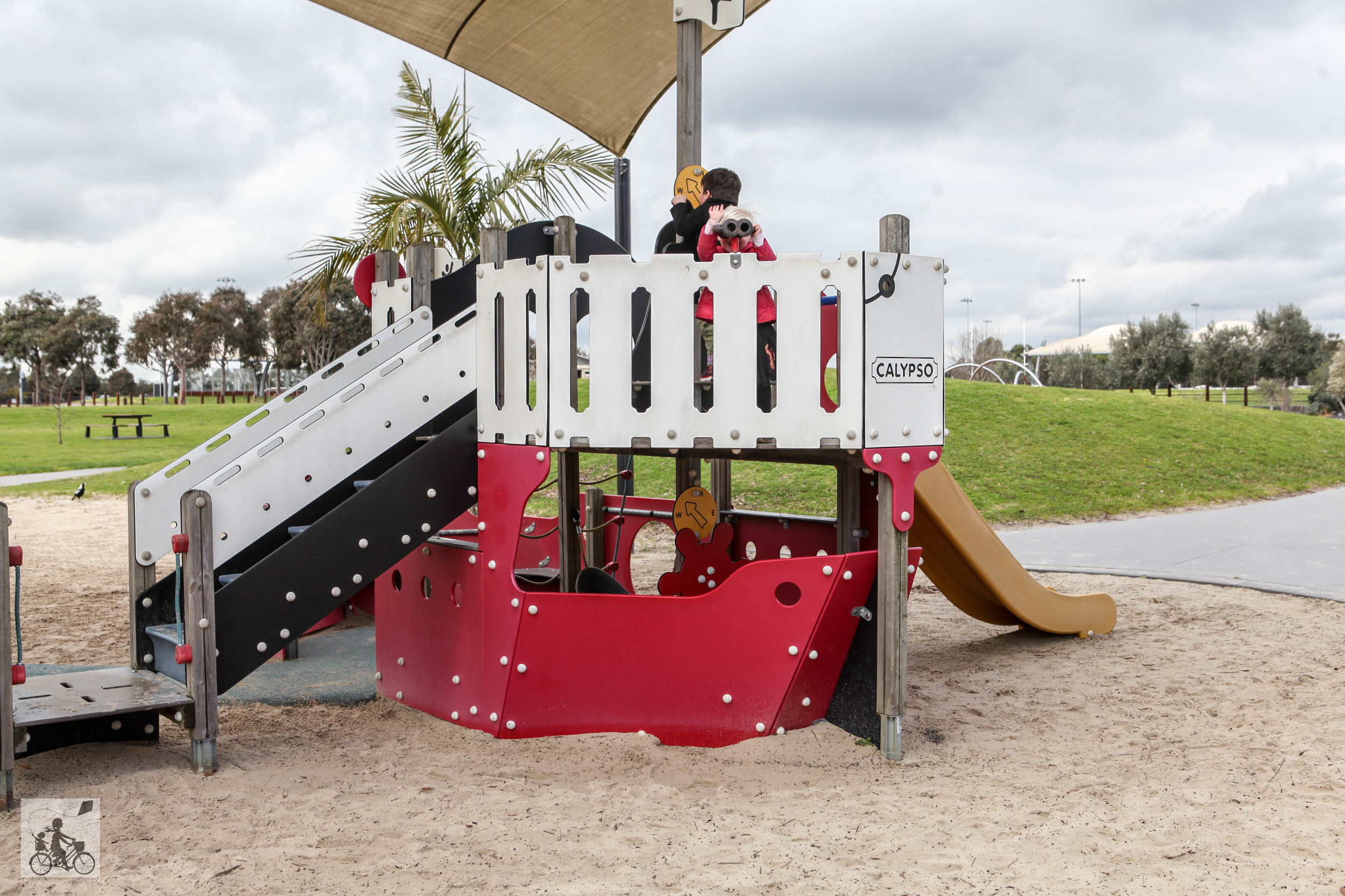 Mamma Knows South - Casey Fields Playspace, Cranbourne East