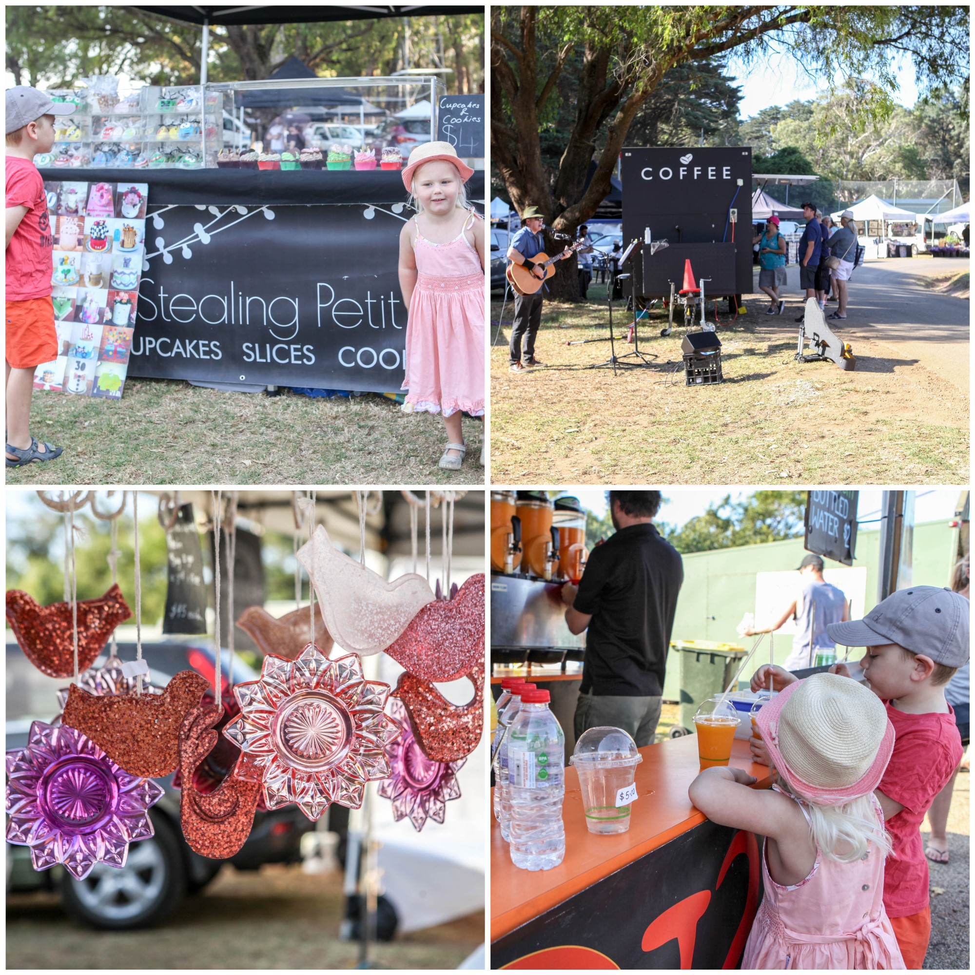 Mamma Knows South - red hill craft market