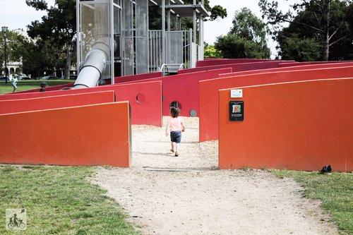 Carlton Garden Playground