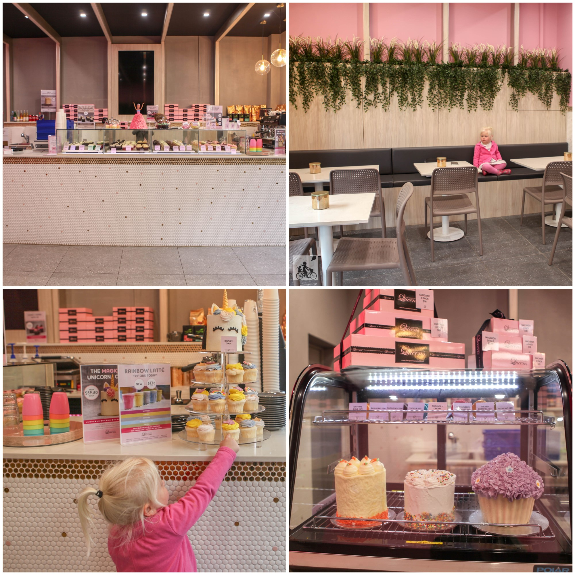 Mamma Knows South - the cupcake queens, frankston