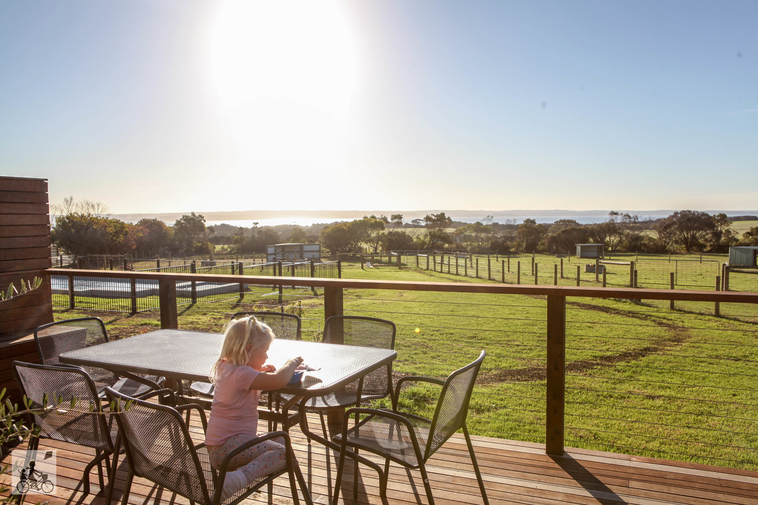 five acres farm stay, ventnor