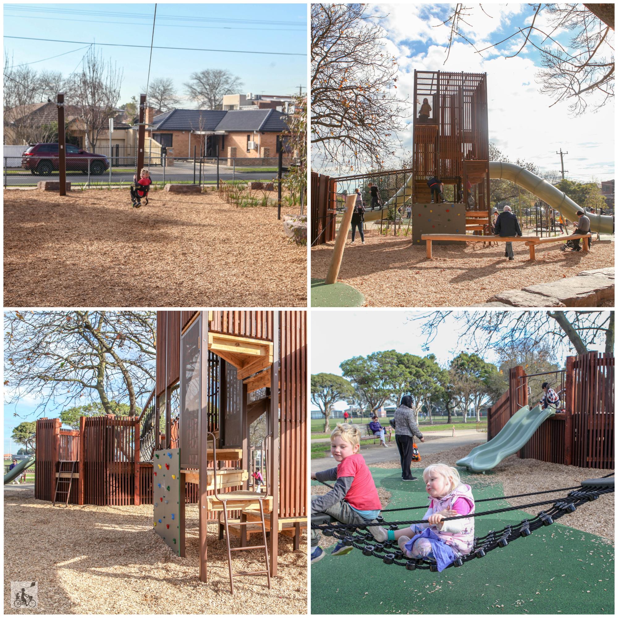 mamma knows south - mckinnon reserve playground, mckinnon
