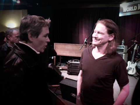 Chatting with Robben Ford