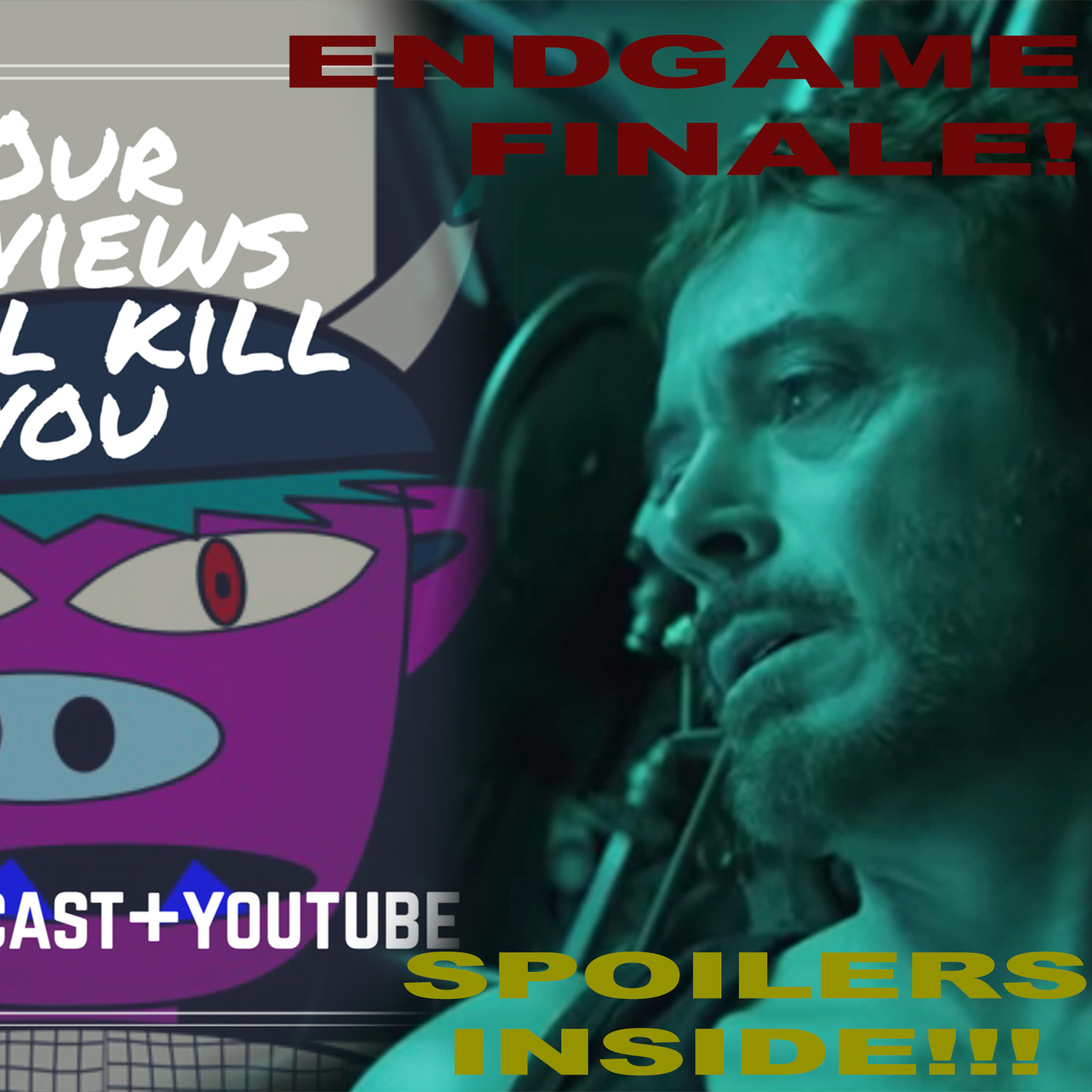 Here we are. The Endgame has finally arrived! If you have not seen this movie, do not go any further! This episode is chock full of spoilers. Seriously, if you have not watched Avengers: Endgame, do not listen to this episode! The boys of OrkU go after Endgame hard, and they do not hold back. If you don't understand the easter eggs or the throwbacks, then you need to listen. The boys take the the whole movie and break it down. Follow this episode and get a much better understanding of the Avengers Universe!