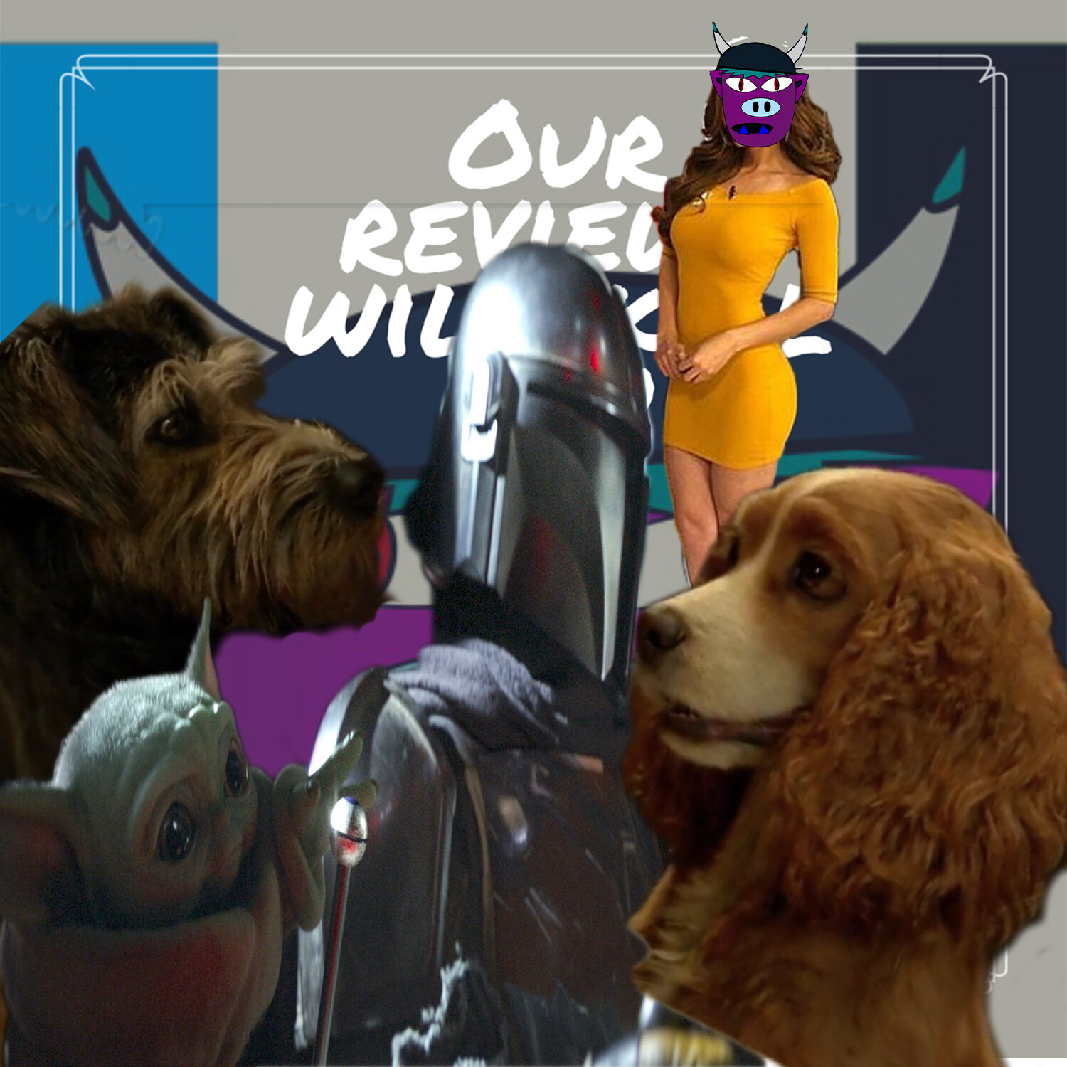 Orku Reviews Lady And The Tramp Last Christmas Mandalorian Baby Yoda Watchmen And South Park Keebler Media