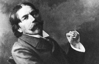 Thorstein Veblen, the stunner