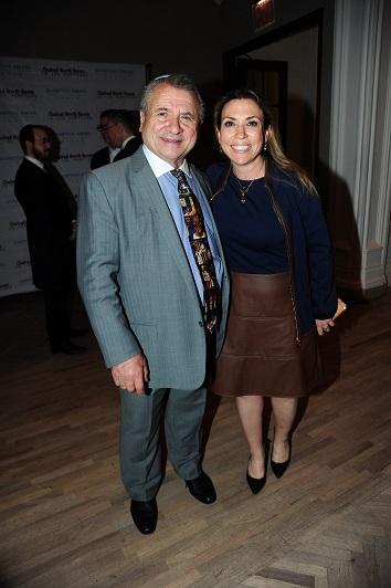Isaac Erlich and Jordana Levine