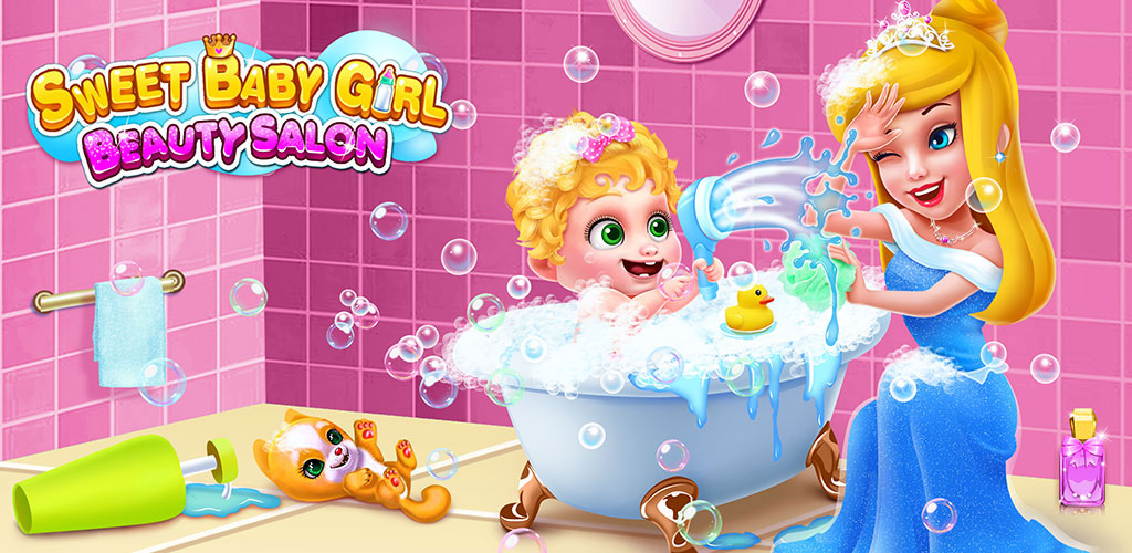 Newborn Princess Baby Care  Please help the queen to take care of the baby. She is a magical baby princess who was born in a flower. Taking a good care of her and she will give a sweet smile to you in return! Get ready to have so much fun with her!