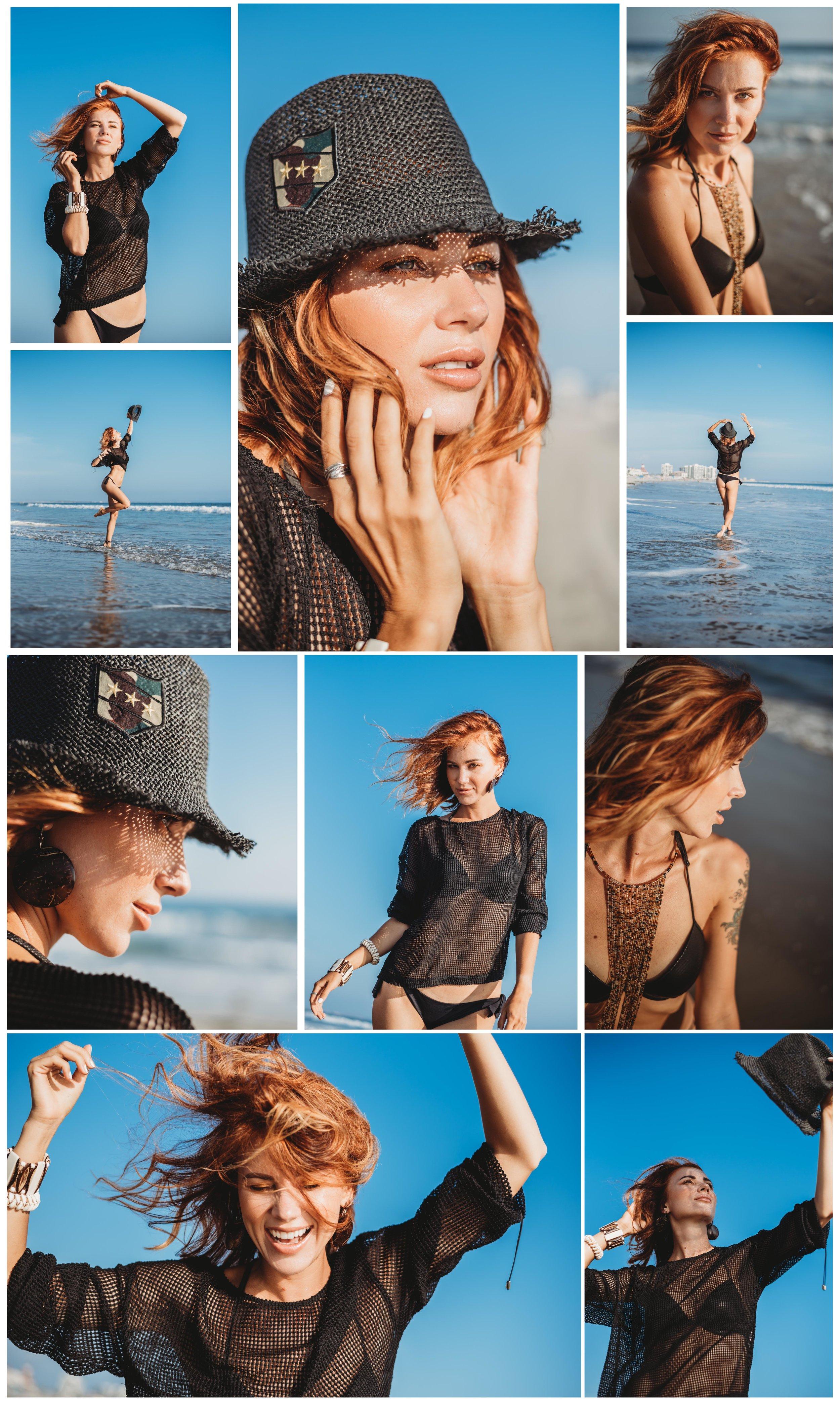 Coronado Beach Shoot