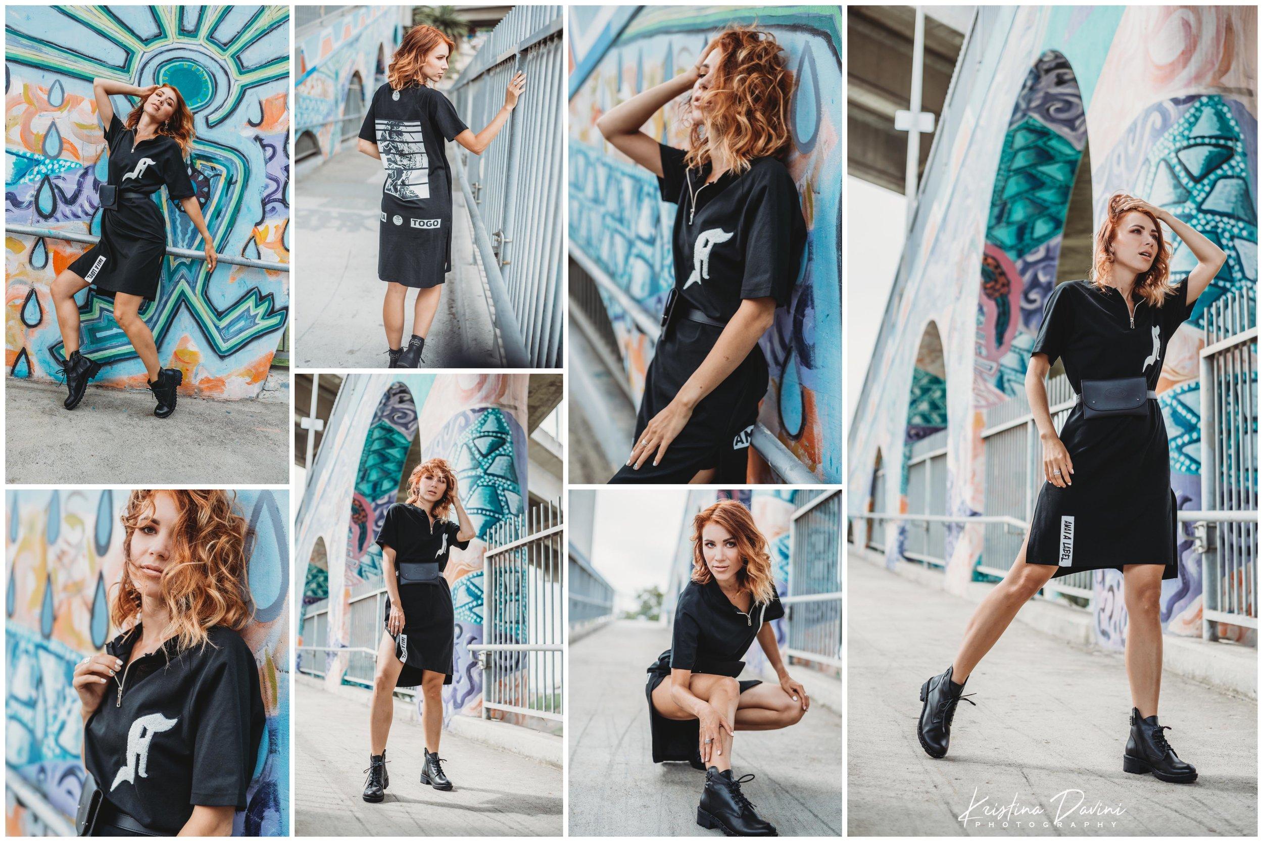 Graffiti urban shoot