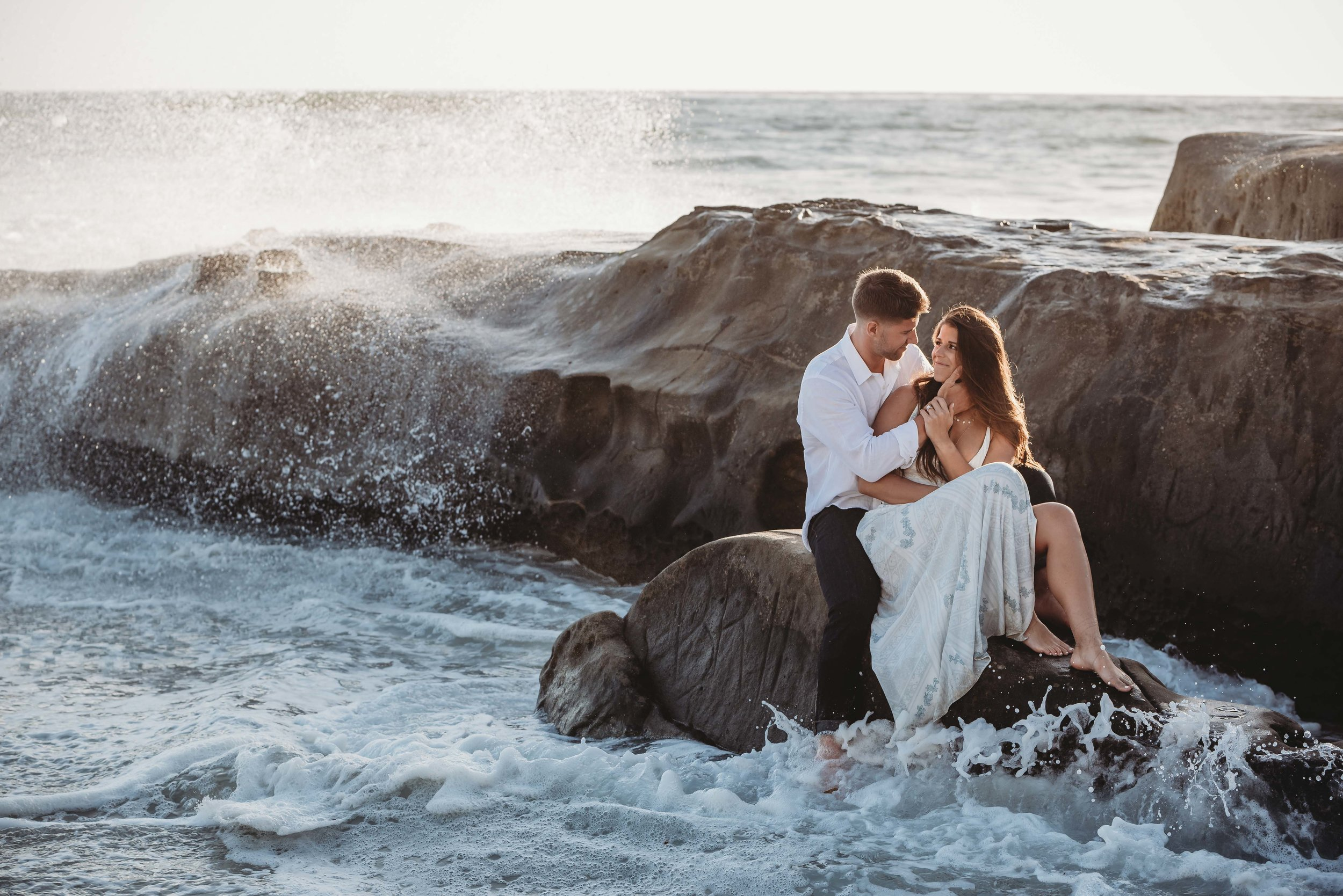 Windansea beach secret proposal