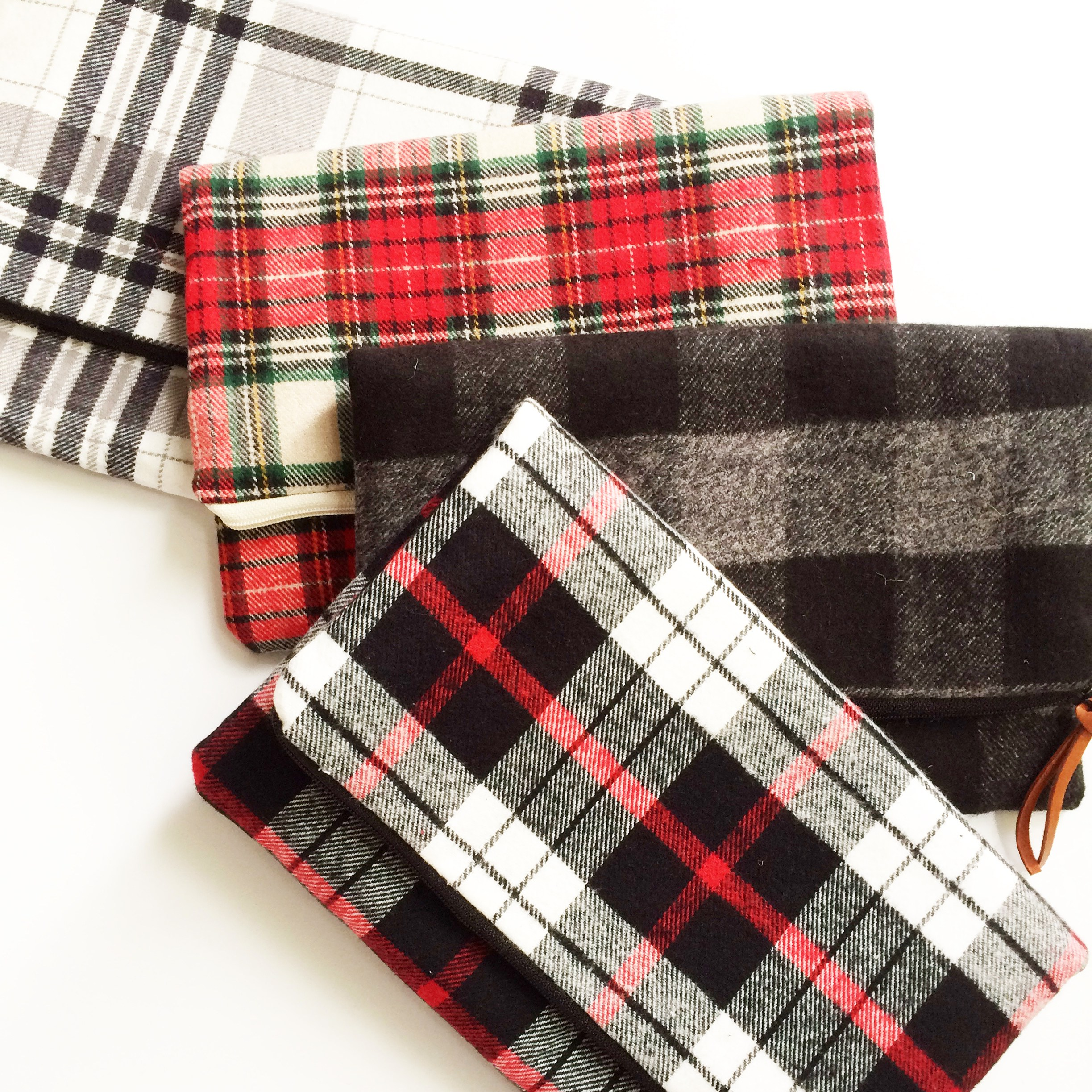 Flannel + Function, yes please! - We met this small business owner at the Vintage & Made Market this past September. She is just the sweetest and has a great eye for style.At A Stylish Design, you can find handmade one of a kind pieces like kiminos, blanket wraps and clutches! We especially love her flannel clutches. They would make such a great gift!Go check it out!