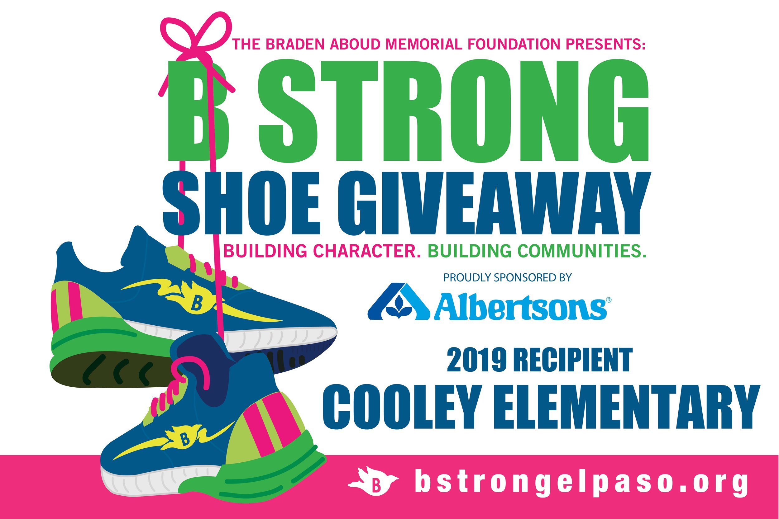 Congratulations, Cooley Elementary! - You earned it, we are excited to C U RISE!!