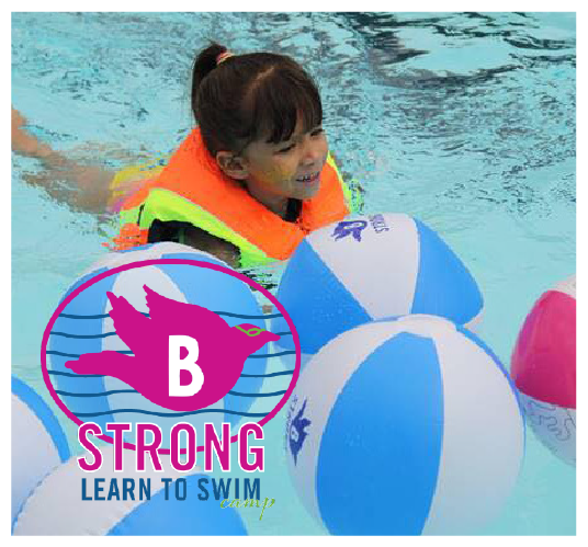 B Strong Learn to Swim Camp - We partner with El Paso Parks & Recreation to provide swimming lessons to youth in El Paso.