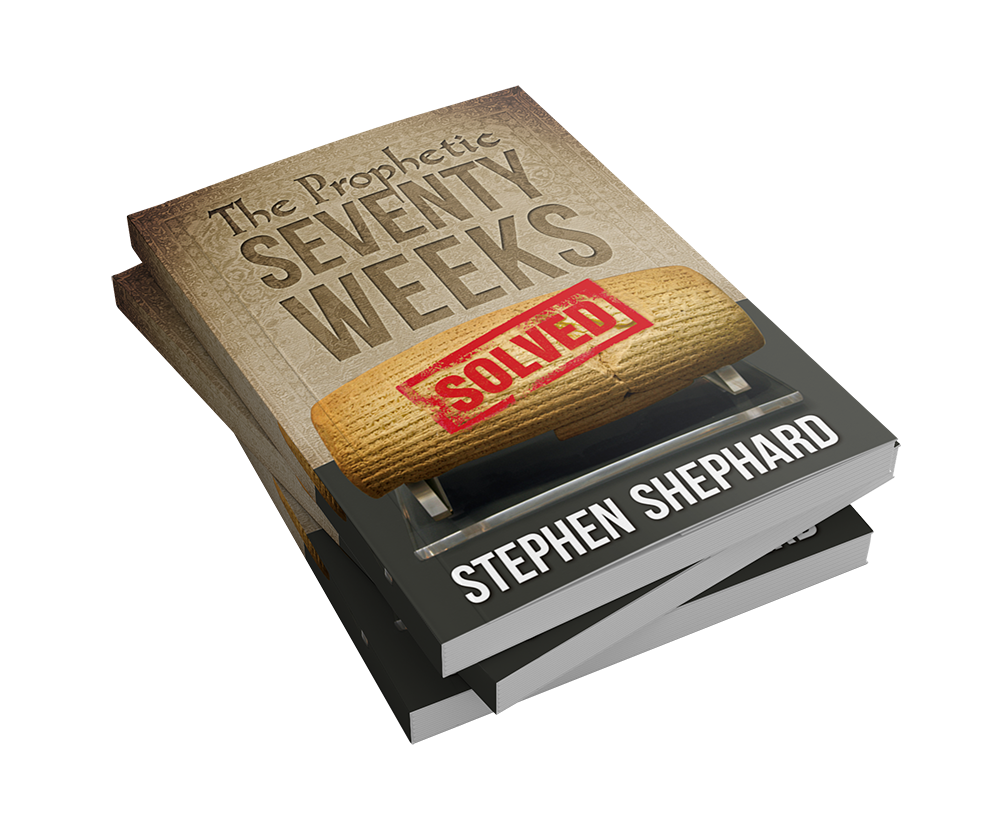 The Prophetic Seventy Weeks Solved - If you are interested in the subject of prophecy and you are seeking to understand God's predetermined plan, then this is a must read.