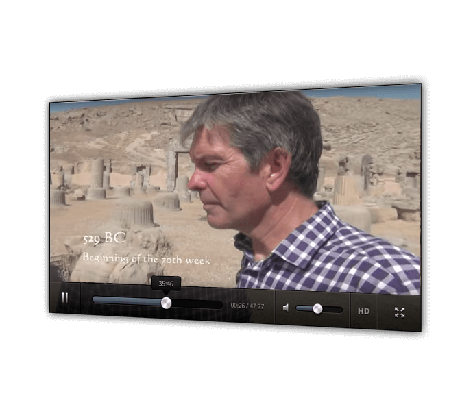 The last 14 years of the Daniel 9 Prophecy - Stephen Shephard travels to Iran to examine the Bible prophecy from Daniel 9, visiting historical sites such as the tombs of King Cyrus, King Darius and King Artaxerxes at Necropolis
