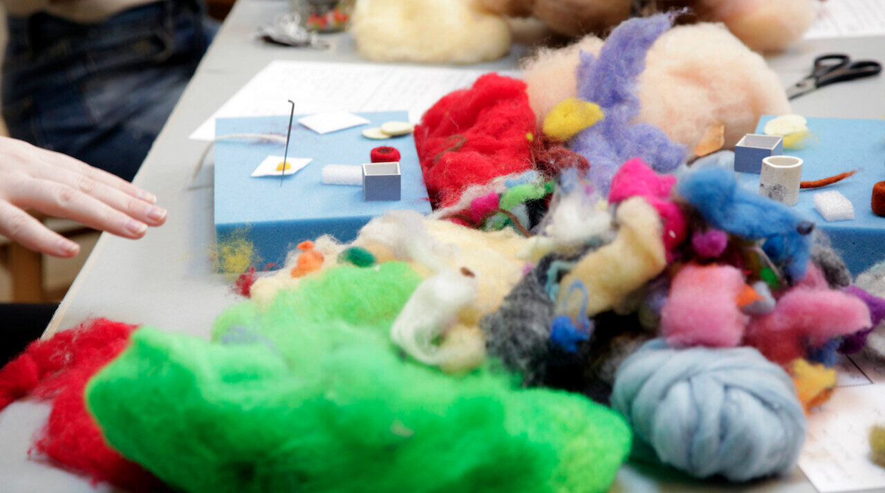 FELTING SUPPLY + KIT POP UP EVENT - November 23rd at PenFelt Studio