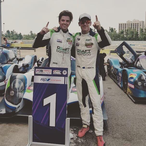 Parsons and Winslow enjoyed endurance series success in 2018