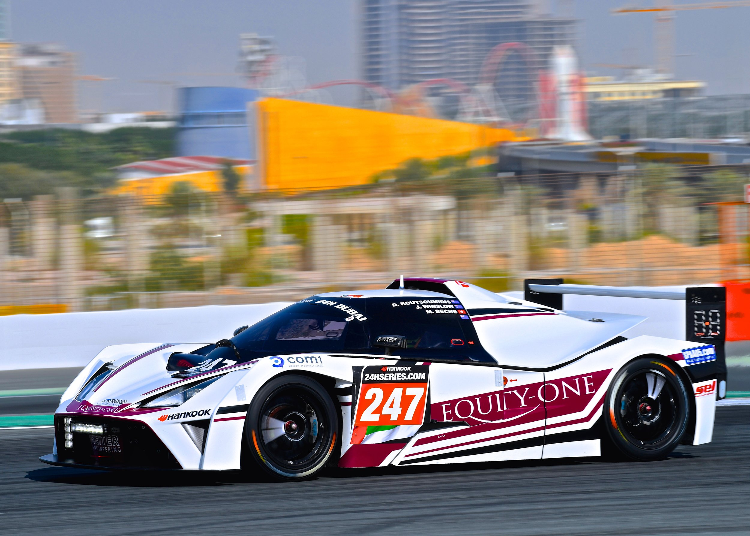 Parsons, Winslow, Koutsoumidis and Beche will take on Mount Panorama in the KTM X-Bow this weekend
