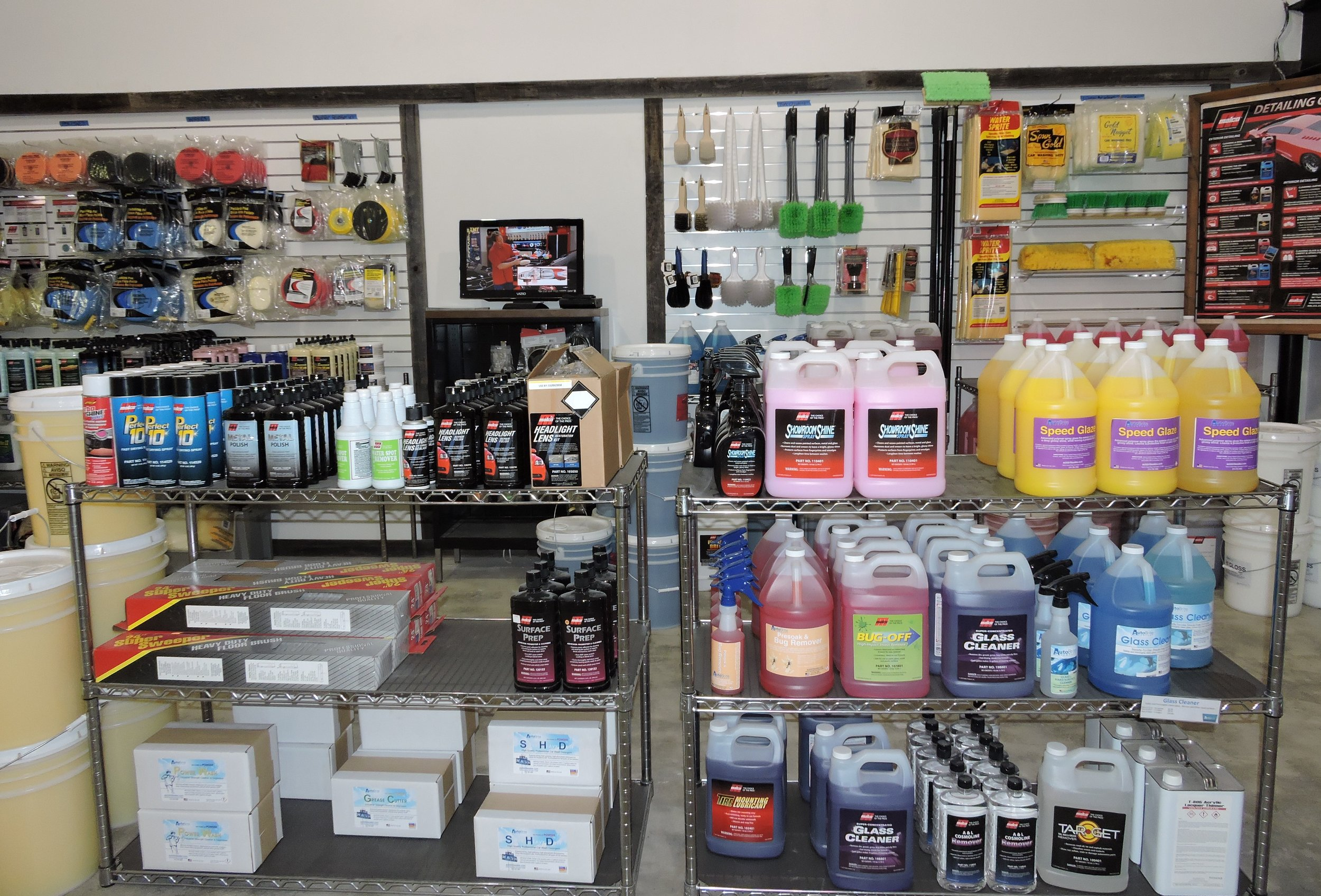 Professional Detail Products