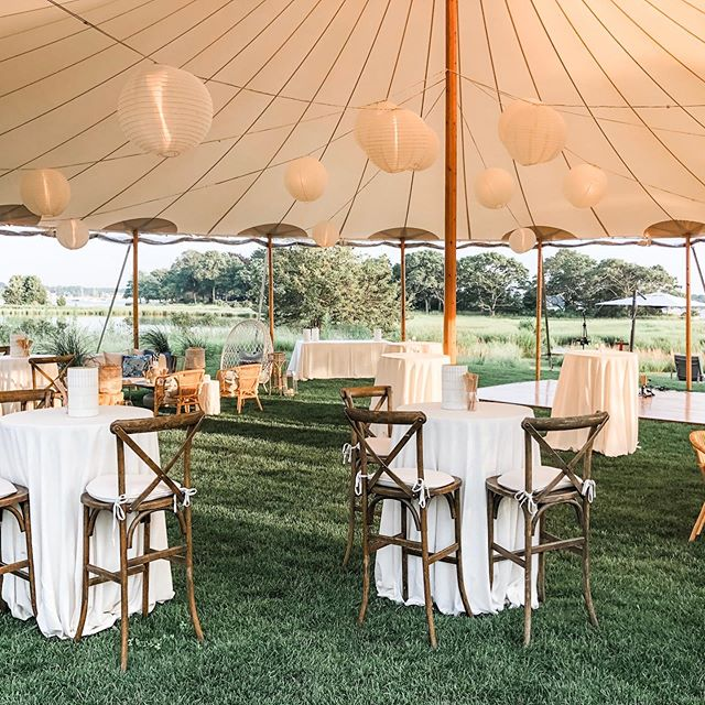 There ain't no party like a Cape summer party!!! #summerwind  #newenglandevents #capeevents #bostonevents #newenglandeventplanner #bostoneventplanner #capecod #cocktailparty #summersoiree #specialevents #eventdesign