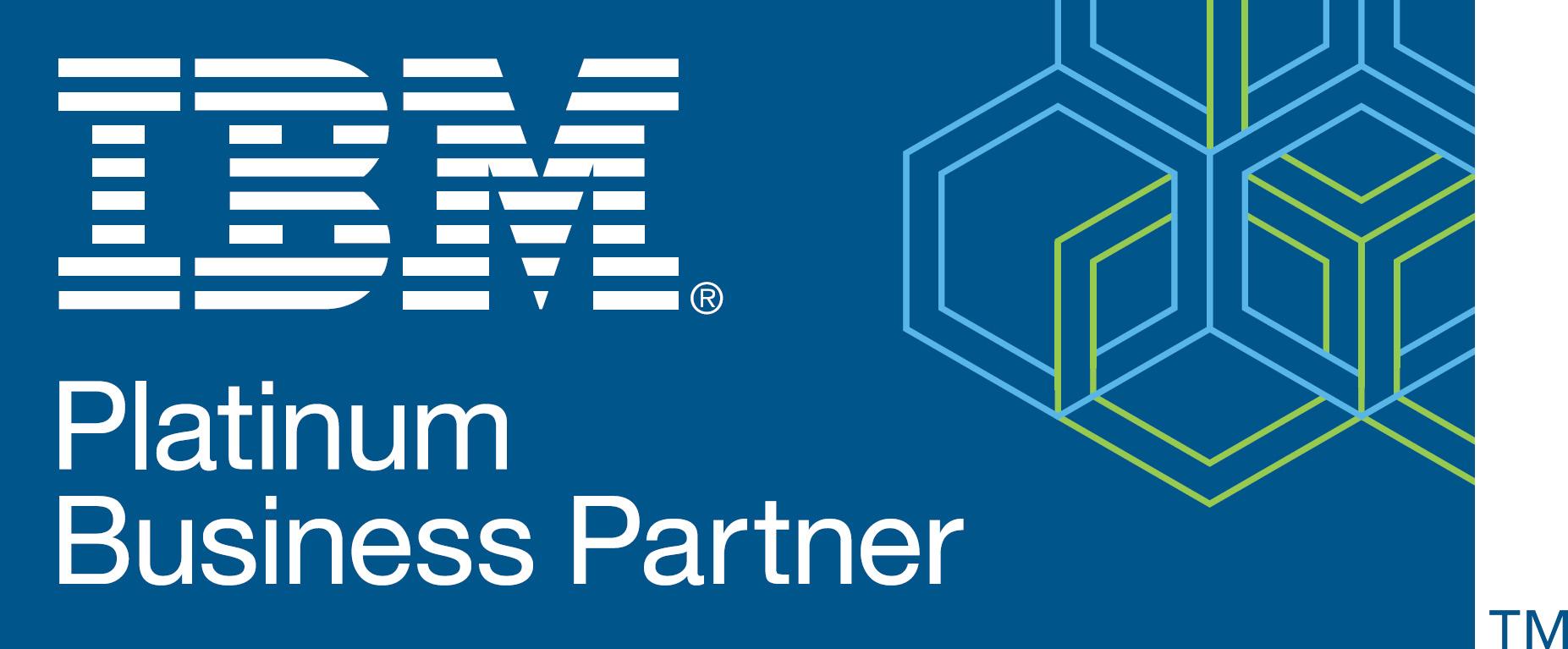 IBM - PLATINUM PARTNER