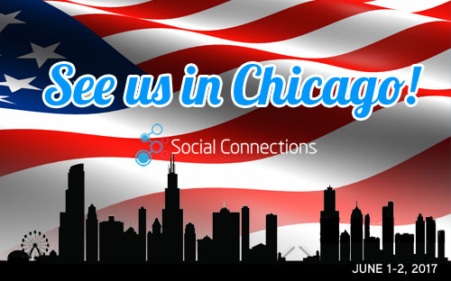 Social Connections 11 - Summit West, Chicago, USA,June 1-2 2017