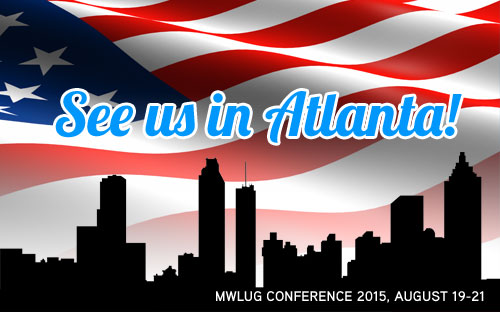 Mid West LUG 2015 - IBM Center, Atlanta, USAAugust 19-21, 2015