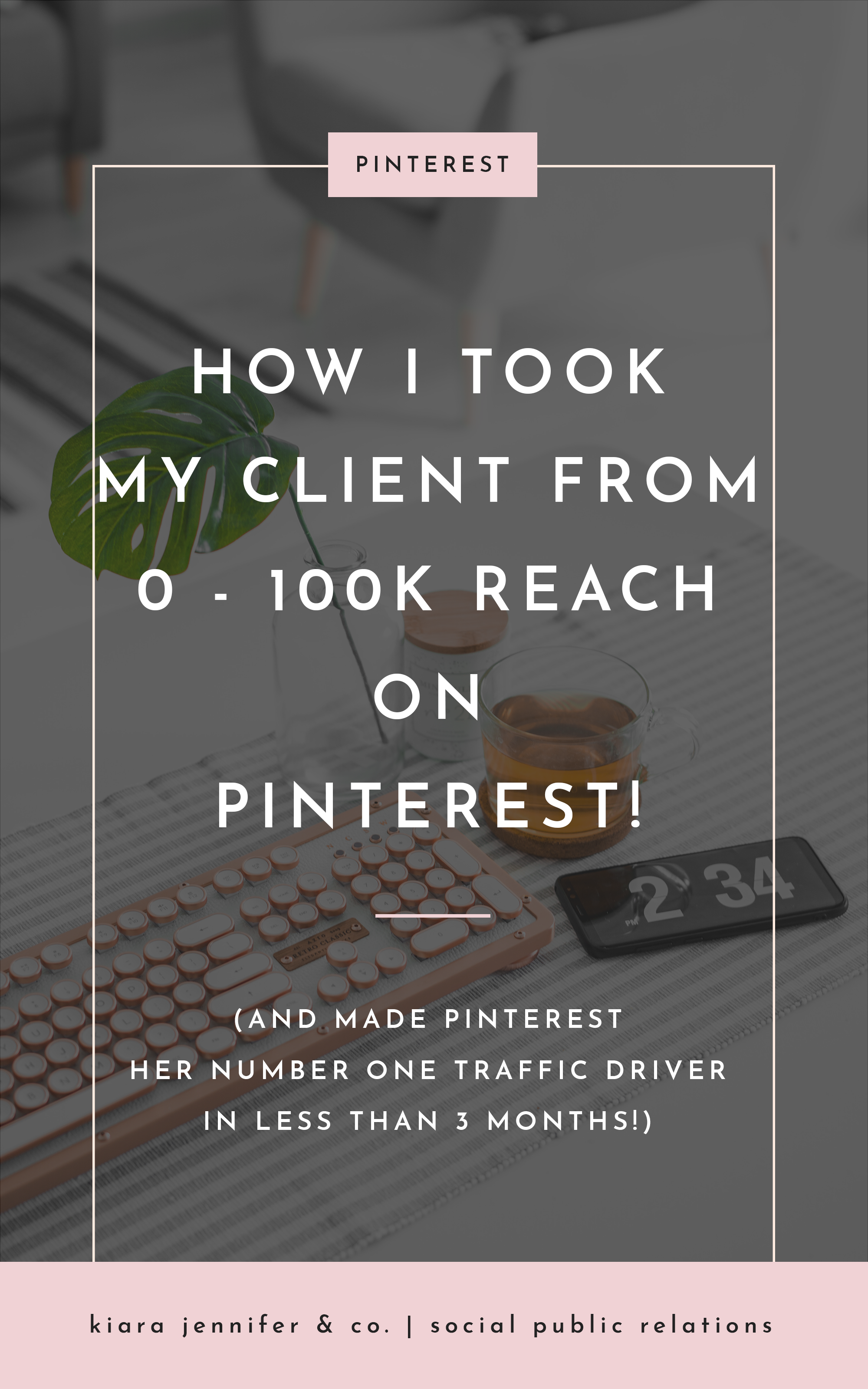 pinterest | marketing | increase web traffic | kiara jennifer & co | social media | digital public relations