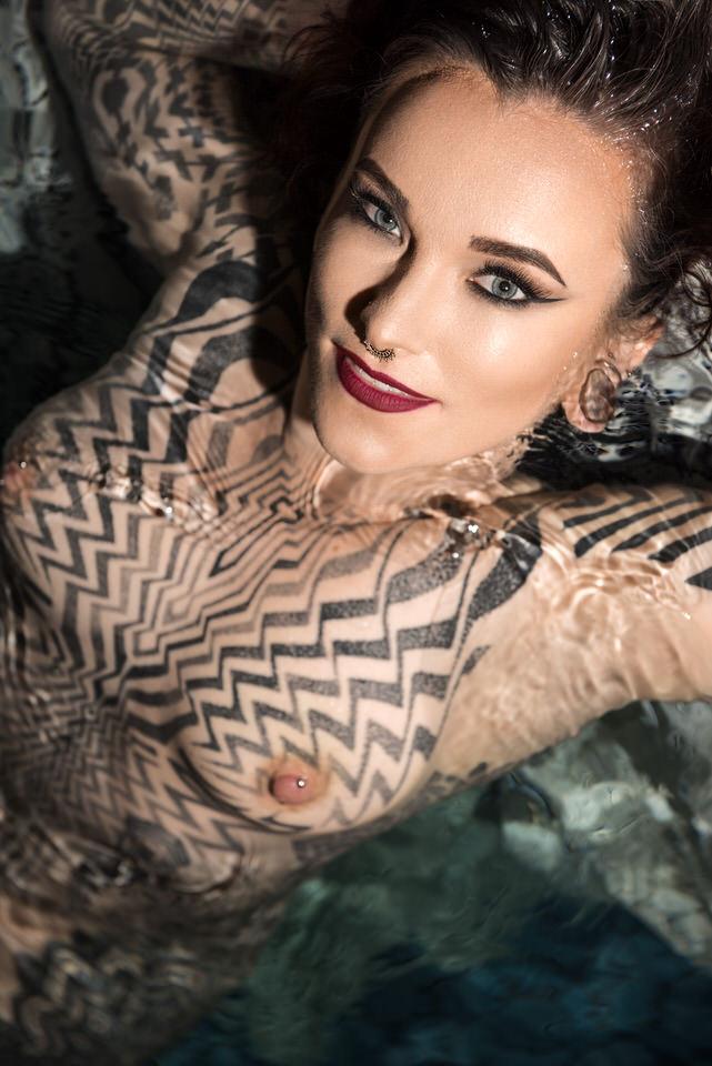 Tallula Darling suicide girl nude tattooed escort gfe Brisbane Sydney Melbourne Newcastle