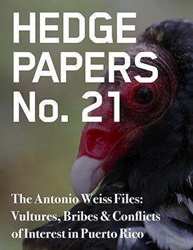 The Antonio Weiss Files