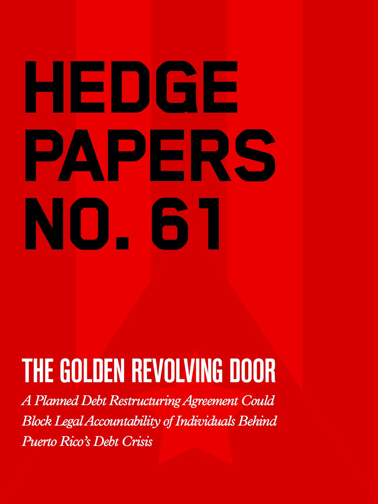 The Golden Revolving Door