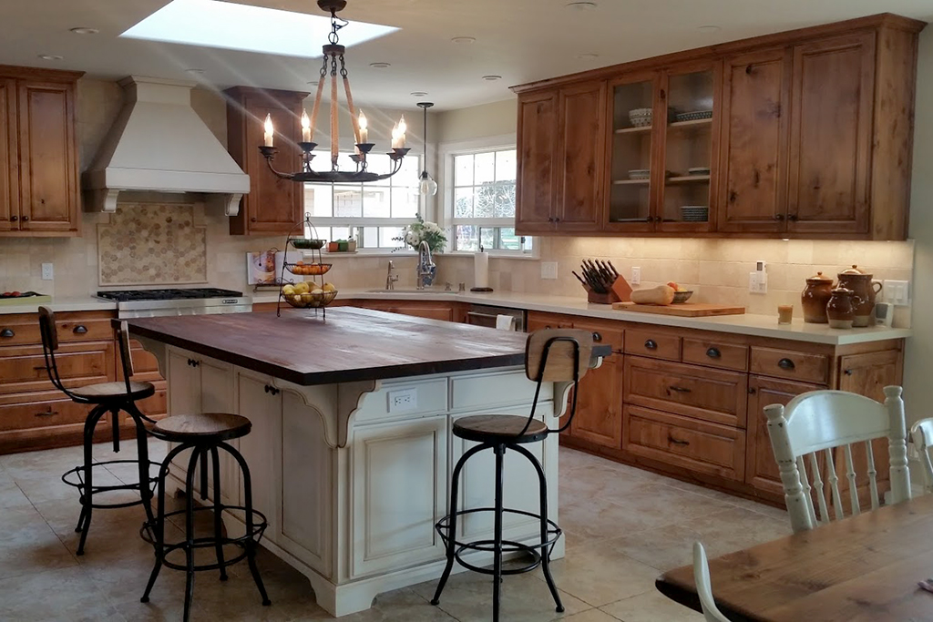 Farmhouse Kitchen Remodel by Interior Motives in Arroyo Grande, CA
