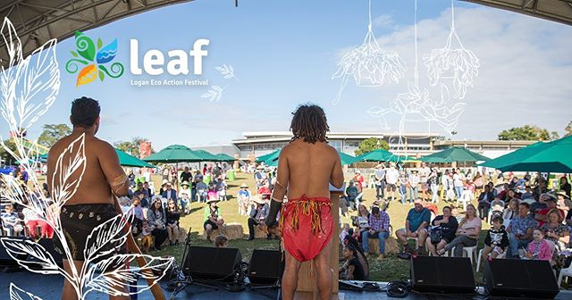 Are you serious about sustainability and respect Mother Earth like we do? ✊🏾 Come hang out with us at LEAF tomorrow, Sunday 26 May, from 10am-3pm 🖤💛❤️ Griffith University Logan Campus