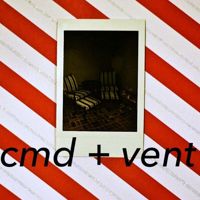 cmd+vent day 1: Ana