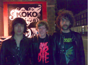 A very recent picture of me and Justice (it was 2008)