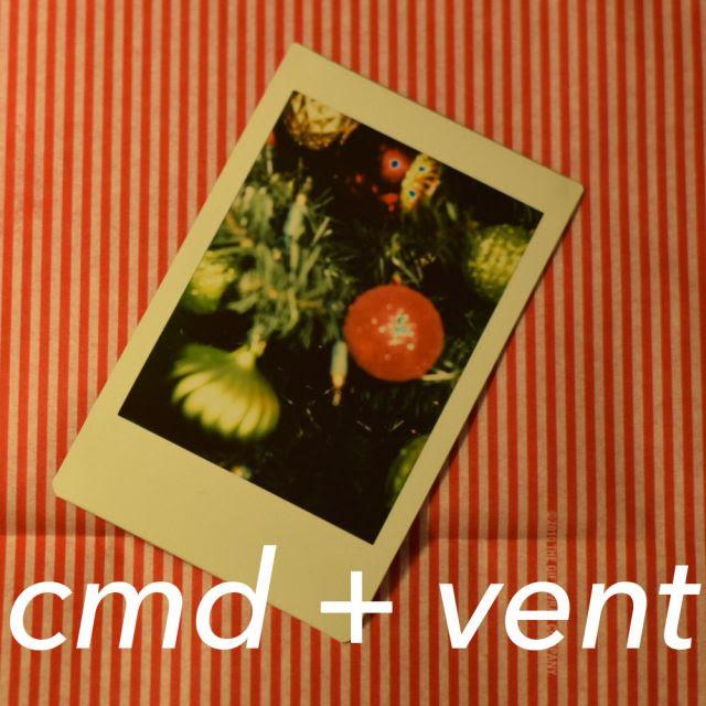 cmd+vent calendar day 8: Liz
