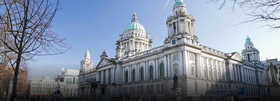 Belfast's City Walking Tour
