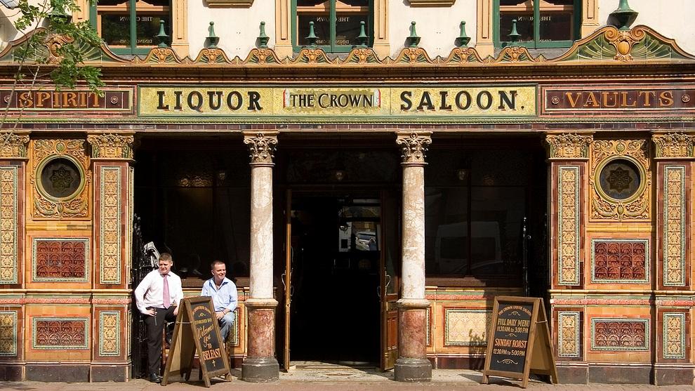 Belfast's Best Pubs Tour