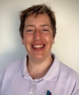 Vicky Paynter  Physiotherapist, Bristol Community Health / AGILE National Executive Committee