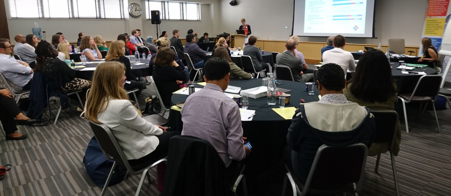 London regional workshop, May 2018