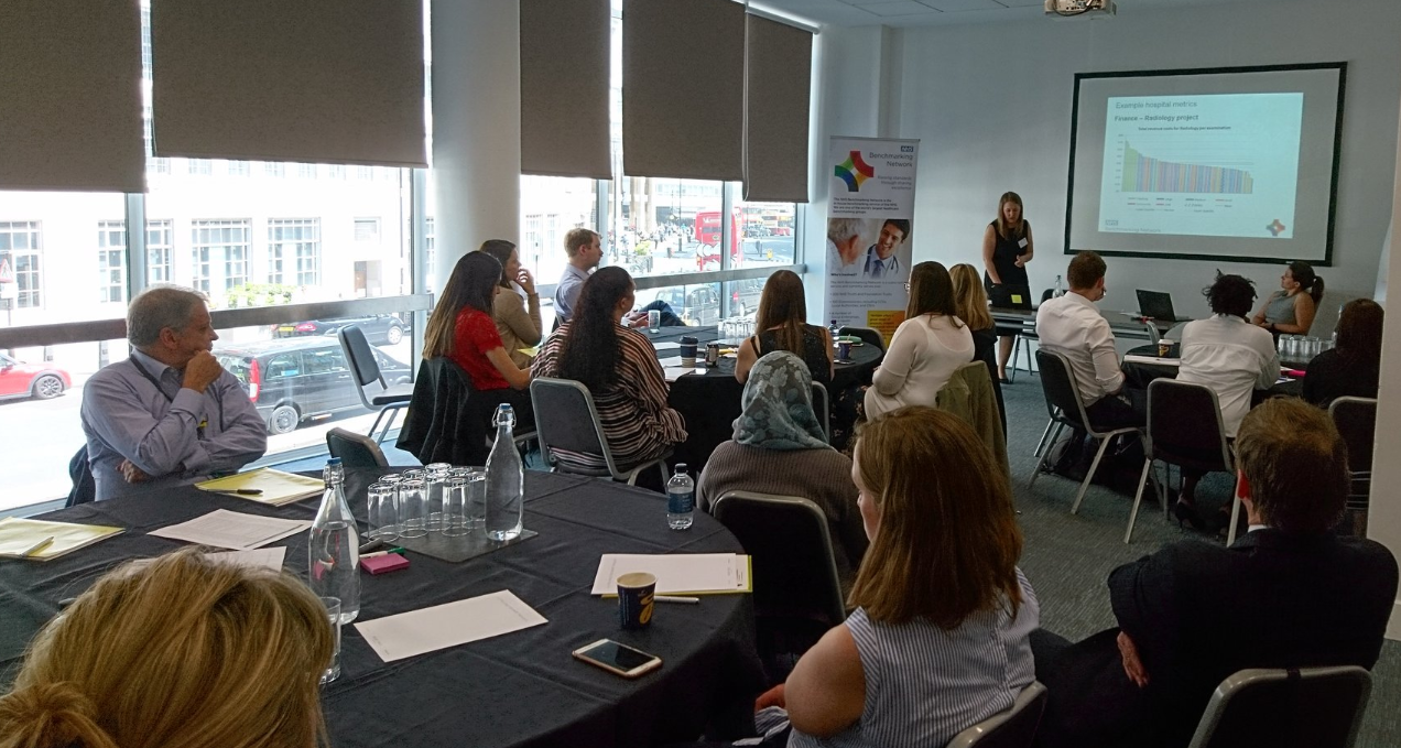 London regional workshop, breakout session, May 2018