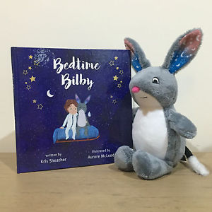Bedtime Bilby plush toy