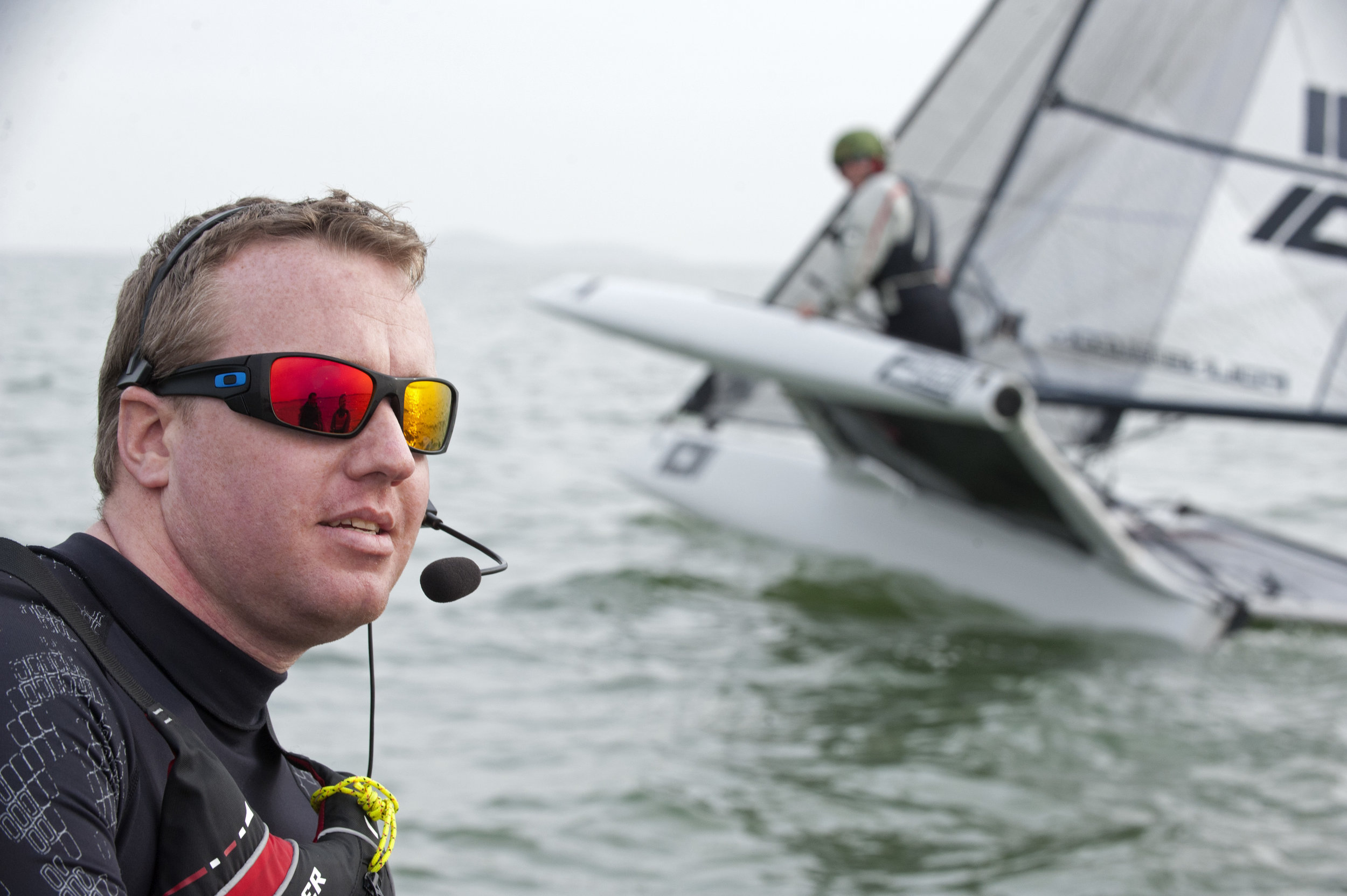 Get an introduction to Foiling 101 with expert coaches