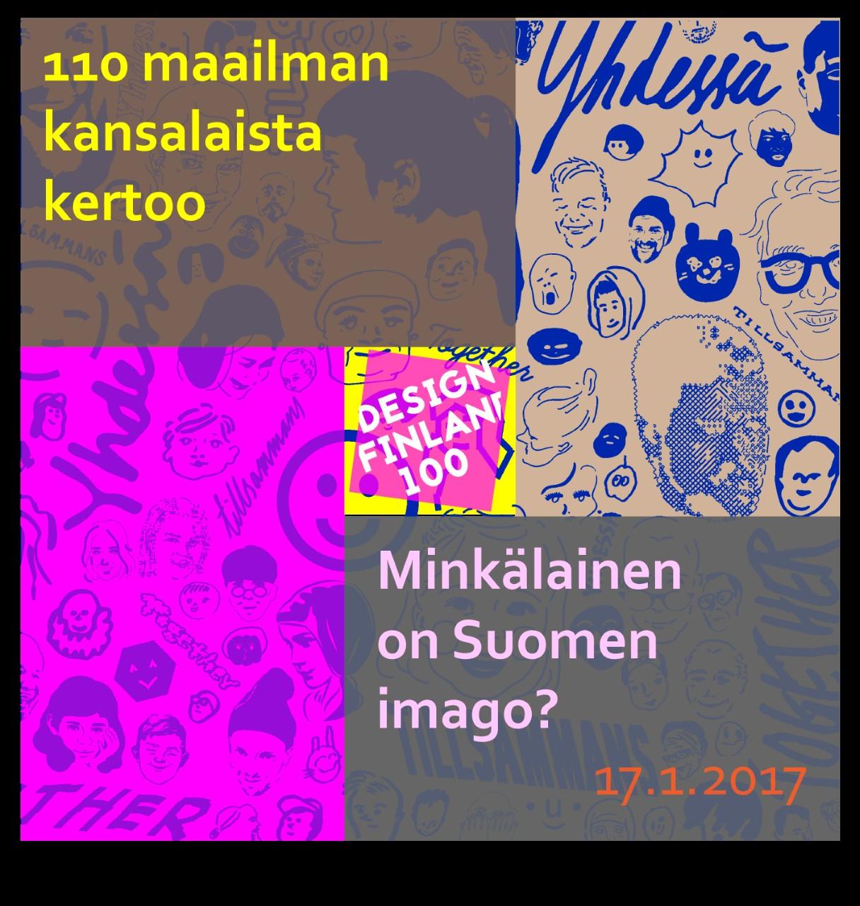 Minkälainen on Suomen imago?