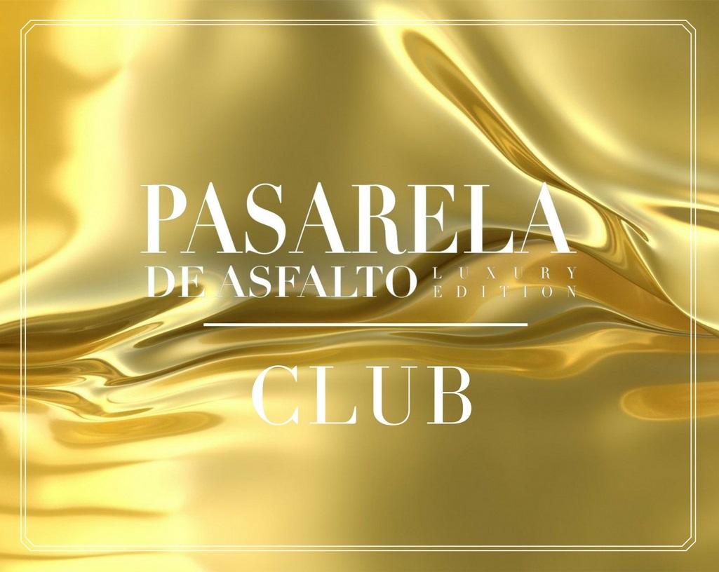 PASARELA DE ASFALTO CLUB    250.00 €