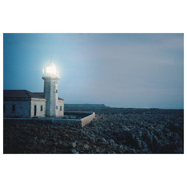 Lighthouse in Menorca #35mm