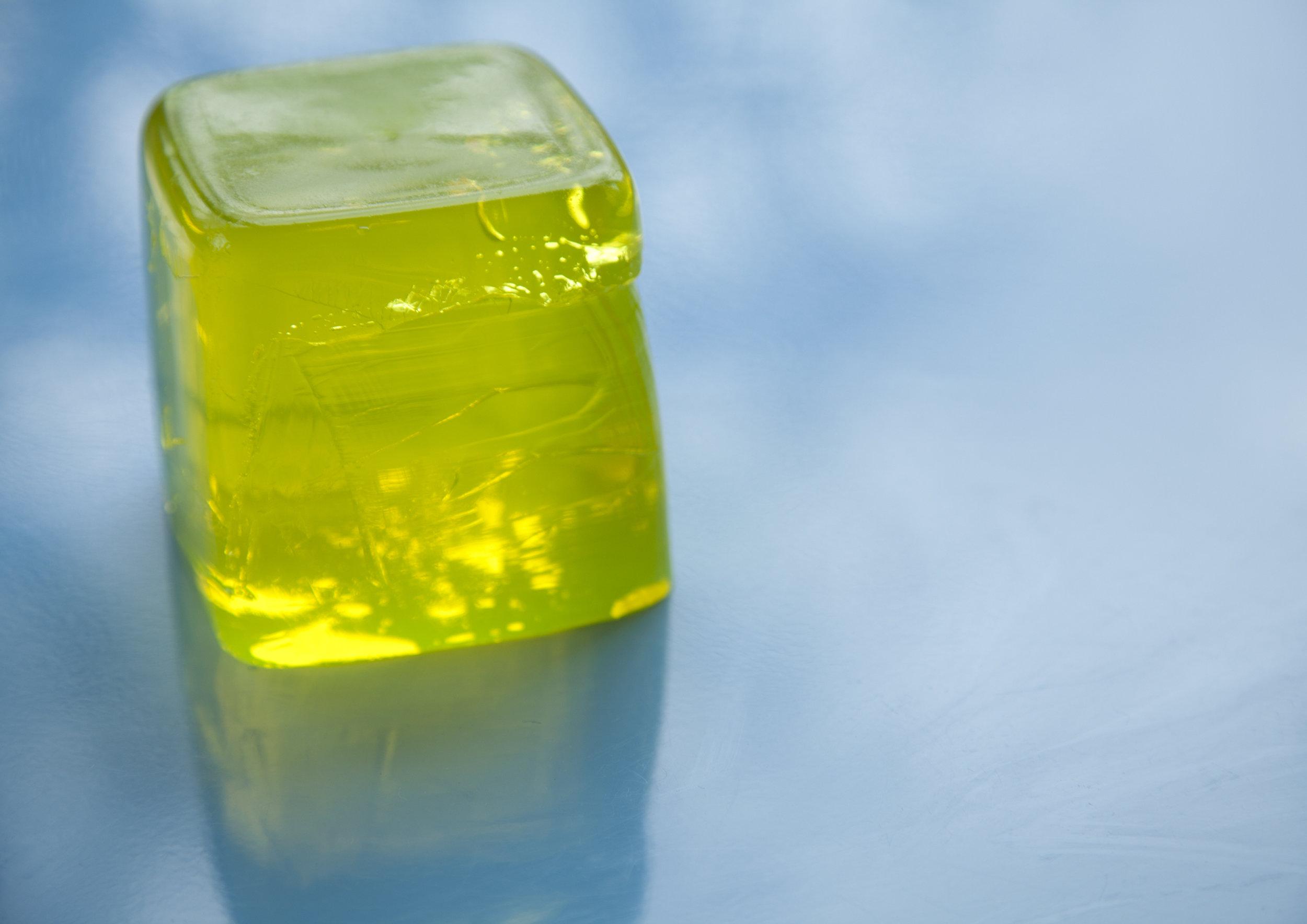 Glossy Jelly Yellow on Blue.jpg